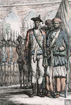 India's first war of independence in hindi