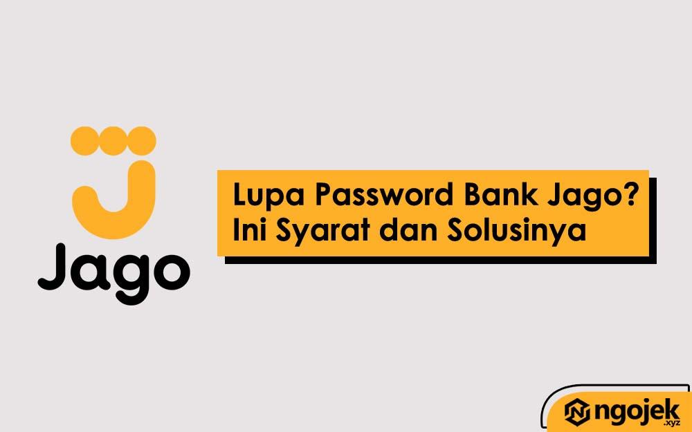 lupa password bank jago