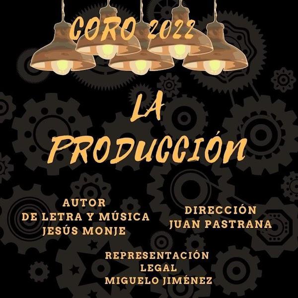 'La producción', Nuevo Coro para el Carnaval de Cádiz 2022