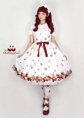 mintyfrills kawaii sweet classic lolita fashion japan