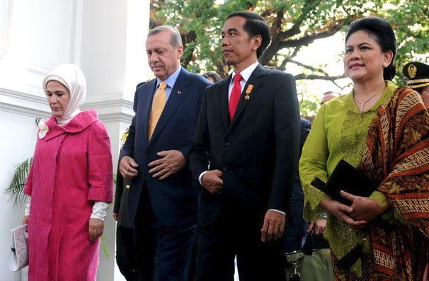 RI-Turki Bahas Negosiasi Kemitraan Ekonomi Komprehensif