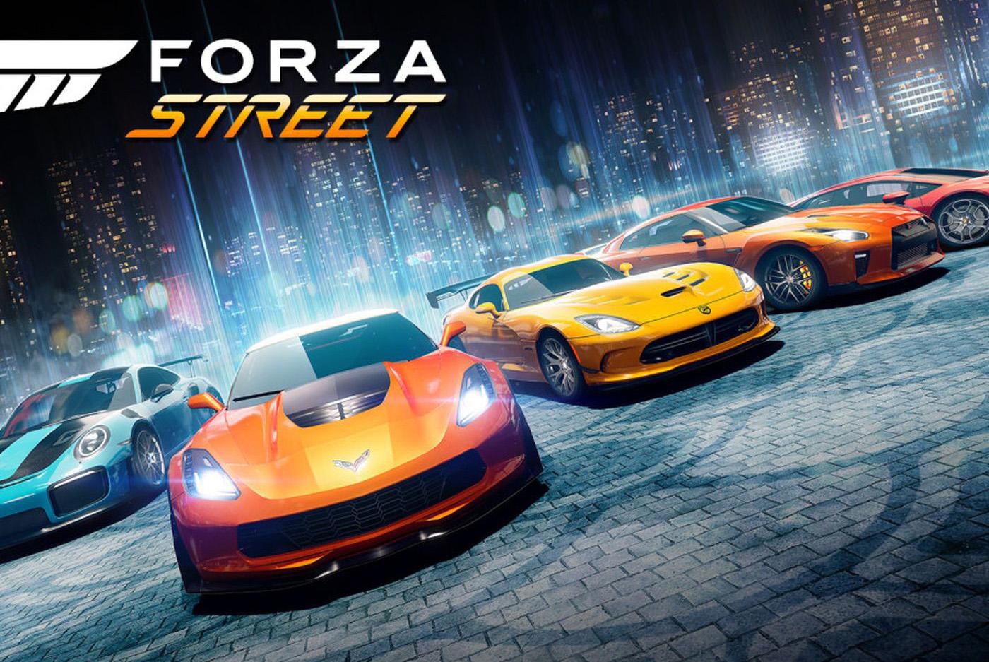 Xbox《極限競速》賽車開放 iPhone 下載!享受終極街頭賽