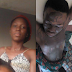 LADY ALLEGEDLY BATHES EX-BOYFRIEND WITH ACID IN AKWA IBOM STATE (PHOTOS)