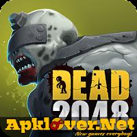 DEAD 2048 MOD APK unlimited money