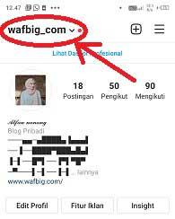 Cara Mengirim Link Instagram ke Whatsapp