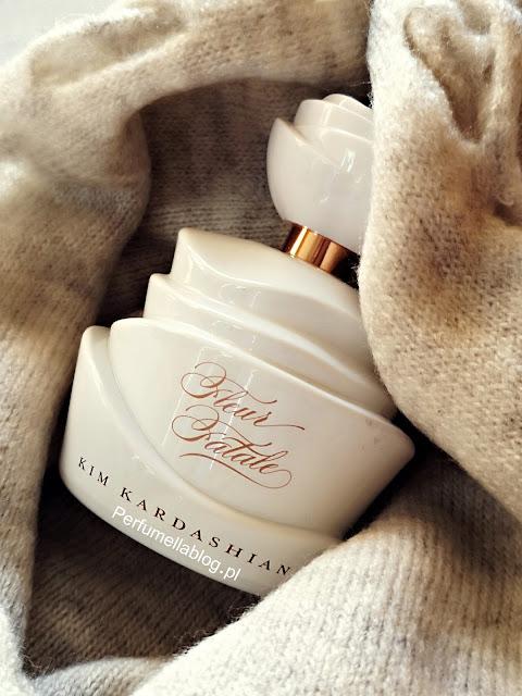 KIM kardashian fleur fatale edp perfumy recenzja