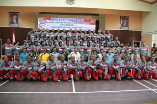 Kasdim 0703 Cilacap Komitmen Latih Paskibraka Kabupaten Cilacap
