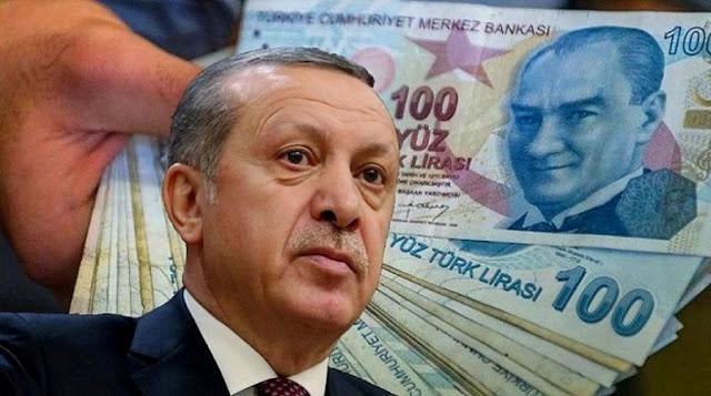 Bloomberg: Η Τουρκία στο κατώφλι του ΔΝΤ – Προ των πυλών η επιβολή capital controls