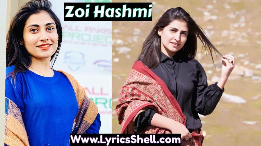 Zoi Hashmi Wiki, Age, Biography, TikTok, Height, Photos, Controversy