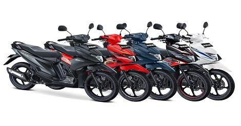 Harga dan Spesifikasi Suzuki Nex 2