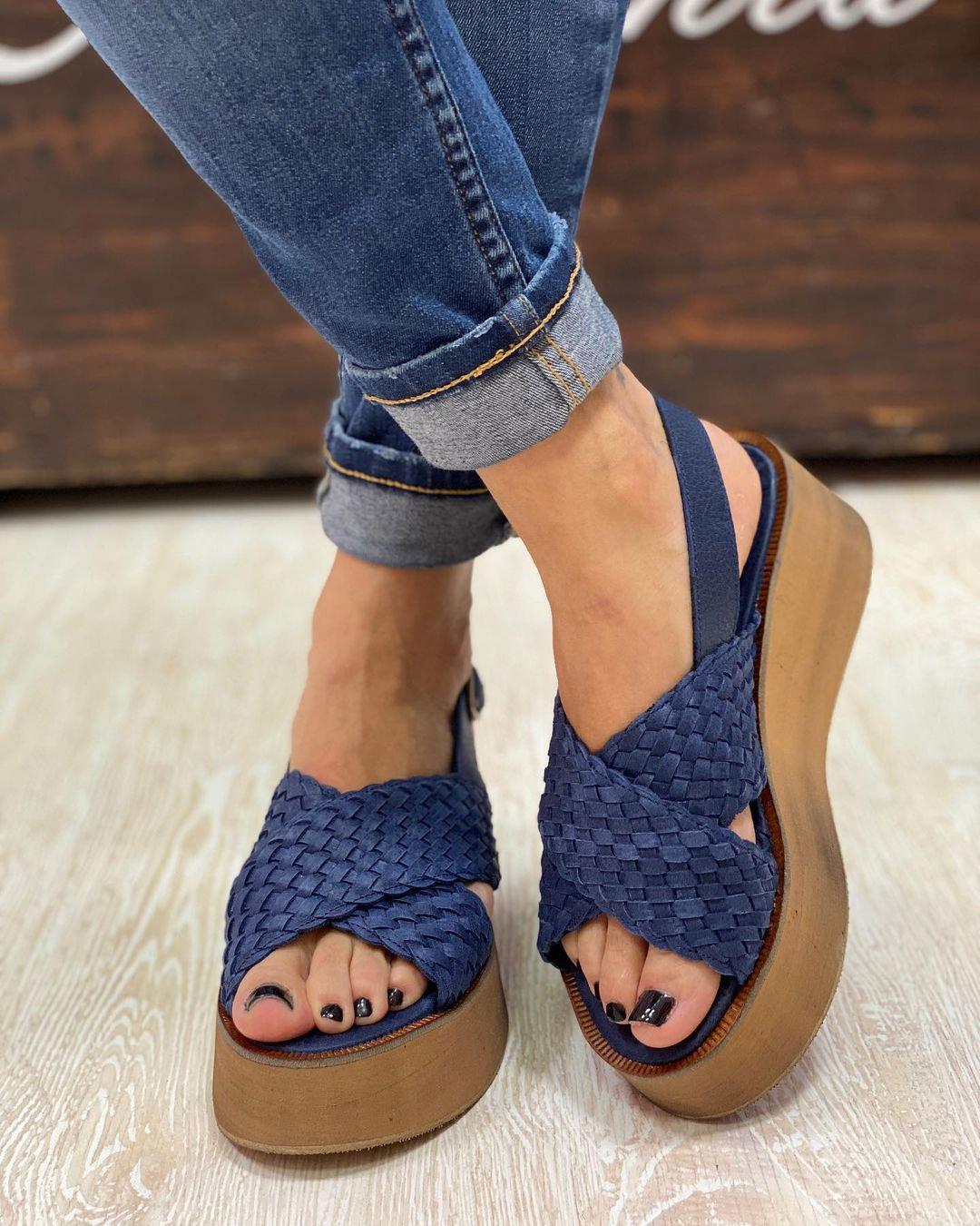 Sandalias de moda 2021