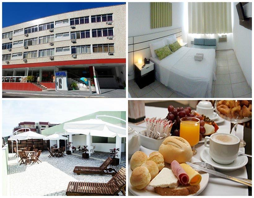 Hotéis em Cabo Frio - dica de onde se hospedar - Hotel Marlen