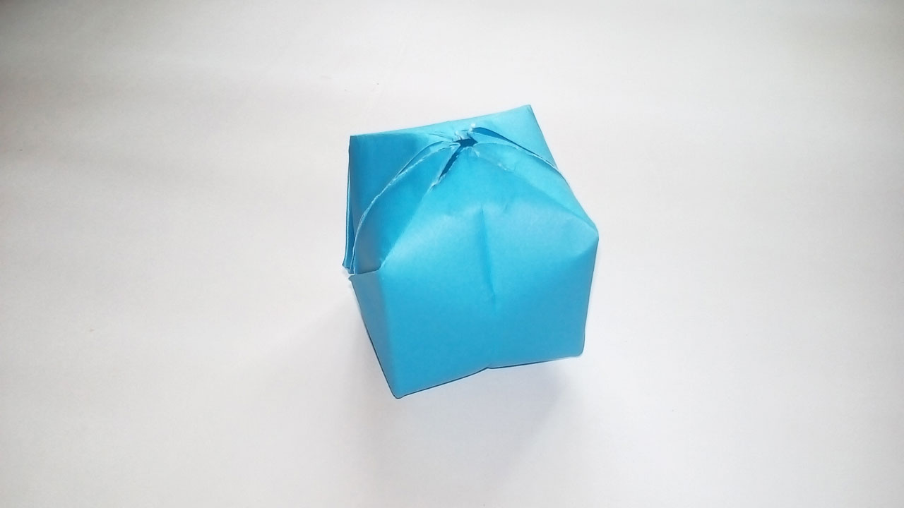 How To Make Origami Balloon?!!?! - YouTube | 720x1280