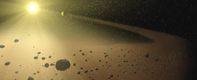 One of Earth's Biggest Explosions of Life May Have Been Triggered by Asteroid Dust