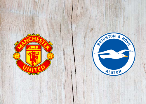 Manchester United vs Brighton & Hove Albion -Highlights 04 April 2021
