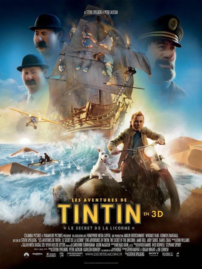The Adventures of Tintin (2011) Kurdi