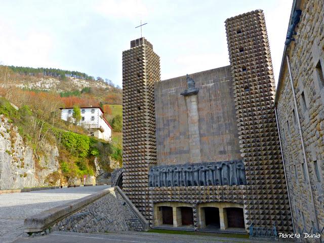 Santuario de Arantzazu