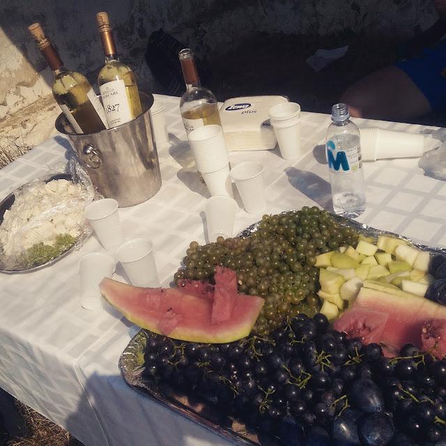 wine run, tatiana caraman