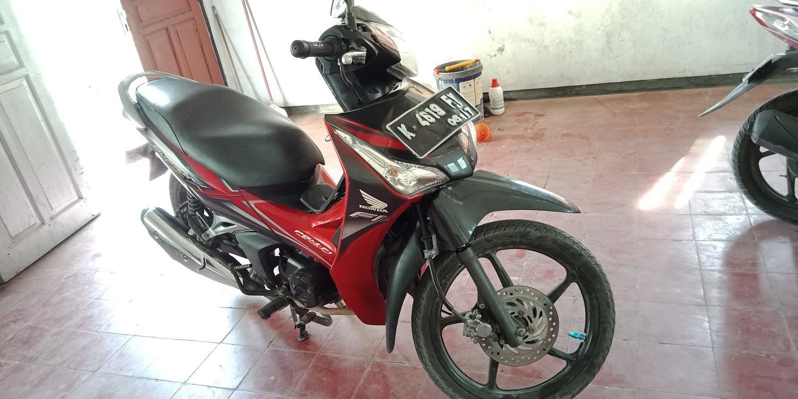 PEGADAIAN UPC Randublatung: Dilelang Sepeda Motor Honda ...