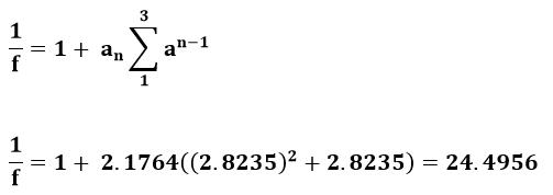 Ecuaciones de Baker para extracción sólido-líquido