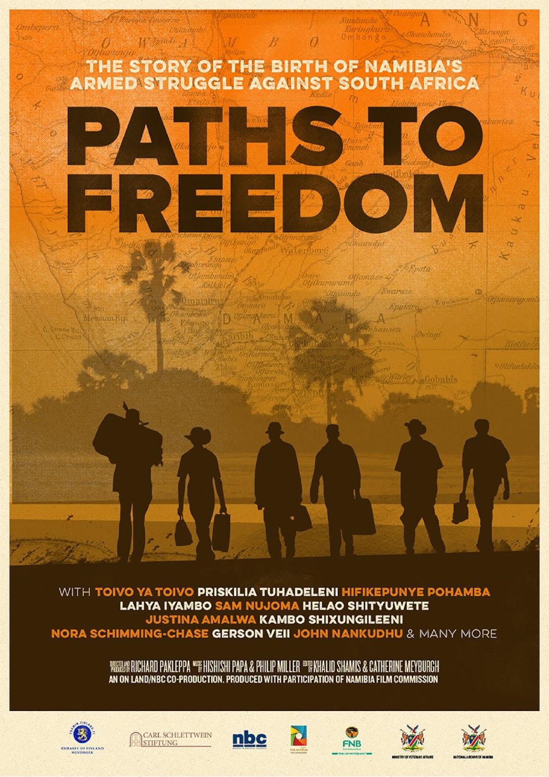 Namibia's Cinema: Paths to Freedom