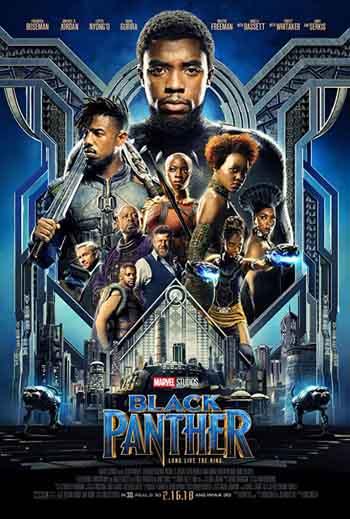 Black Panther 2018 480p 300MB WEB-DL Bengali Dubbed MKV