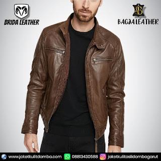 jaket kulit paling keren