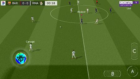 FTS 18 Pro Evolution Mod Apk