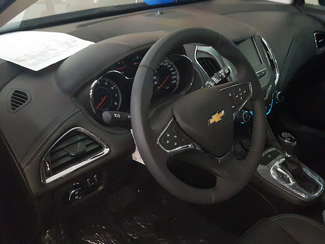 Chevrolet Cruze Hatch LT
