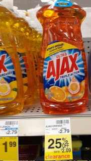 Ajax orange cvs clearance