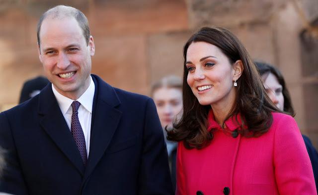 Kate i William - romantyczne chwile cz.5