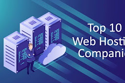 Top 10 Best Web Hosting Provider in India 2019