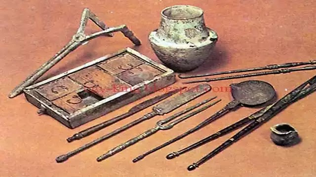 Medical practices and tools in Ancient Egypt
