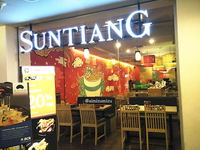 suntiang restaurant di Jakarta