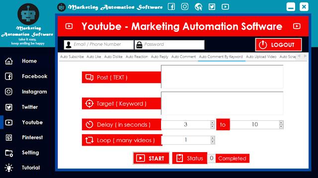 Cara Cepat Komentar Berdasarkan Kata Kunci di Video Youtube Secara Automatis