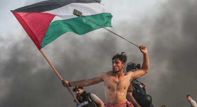 Pejuang Palestina di Gaza mirip Daud