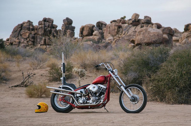 Harley Davidson Shovelhead By Rawhide Cycles Hell Kustom