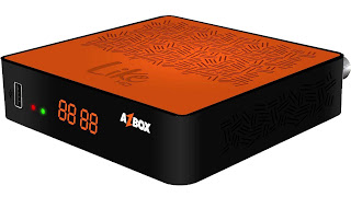 AZBOX LIKE HD NOVA ATUALIZAÇÃO V 1.24 - 10/06/2021