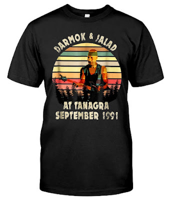 Darmok And Jalad At Tanagra T Shirts Hoodie Sweatshirt Sweater Tank Tops