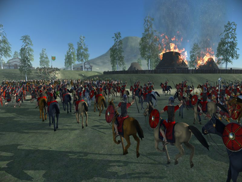 Download Total War ROME REMASTERED Game Setup Exe