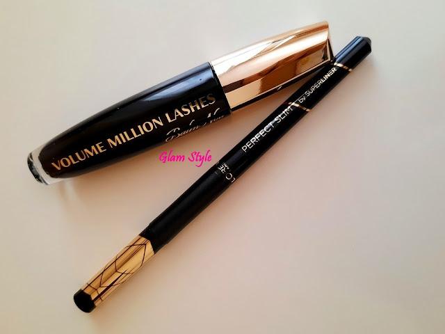 volume million lashes balm noir eyeliner perfect slim l'oreal