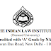 Law faculty posts at The Indian Law Institute, New Delhi - last date 06/01/2020