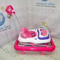 Family FB1816 Train Melody Baby Walker