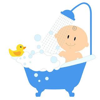 Bath tab