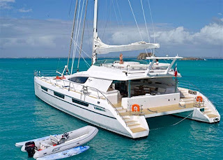 Xenia 74 Yacht Charter Vacations Sailing in the Virgin Islands