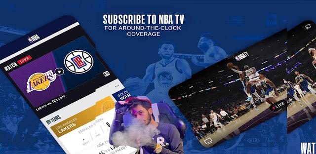 تنزيل تطبيق NBA: Official App لنظام الأندرويد