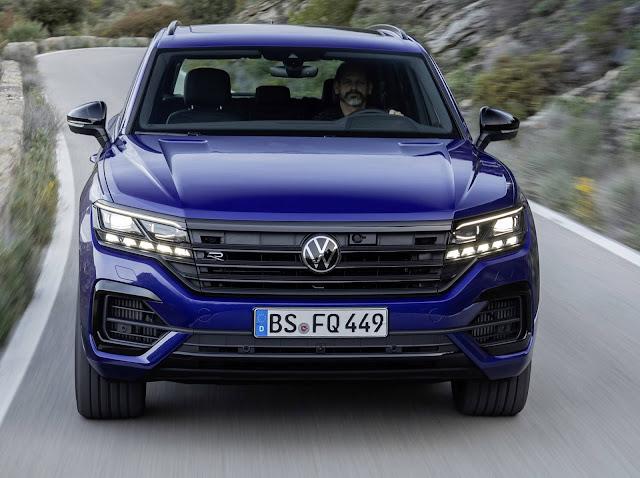 VW Touareg R híbrido plug-in