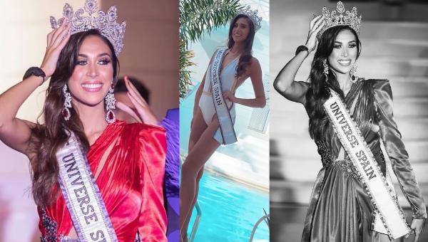 Andrea Martínez es Miss Universe Spain 2020