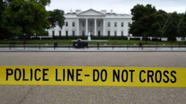 Declaran el cierre de la Casa Blanca y el Capitolio por la presencia de una aeronave no autorizada en las proximidades