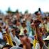दुमका : आयुक्त के समक्ष दिया एक दिवसीय धरना